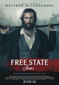 Свободный штат Джонса (Свободные люди округа Джонс) (США 2016)