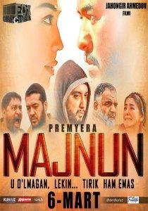 Majnun (O`zbek kino 2016)